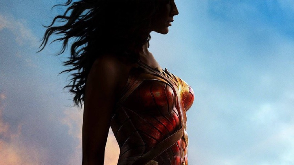 New WONDER WOMAN Poster is Sufficiently Epic