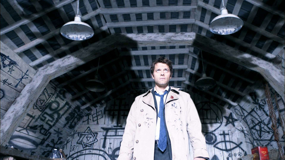 "SUPERNATURAL's Misha Collins Reveals ""Cas Has Got His Mojo Back"" in Season 12"