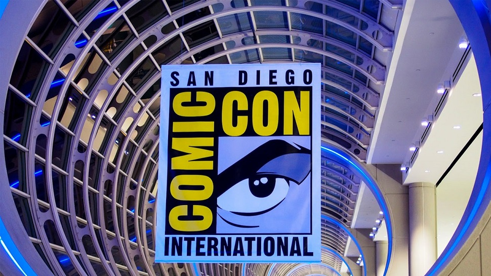 Comic Con International celebrates 50th birthday with anniversary logo for 2019