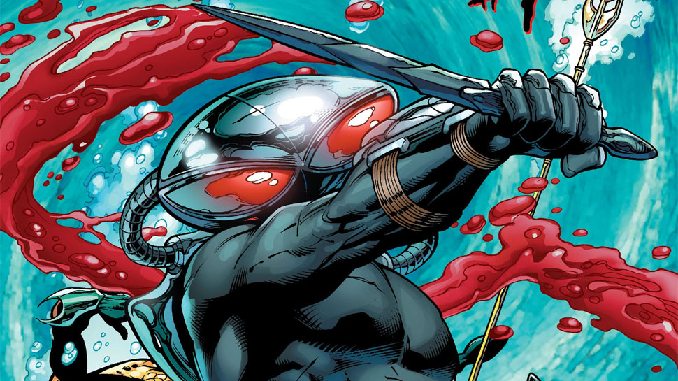 Black Manta Rumored To Be Main Villain in the AQUAMAN Movie