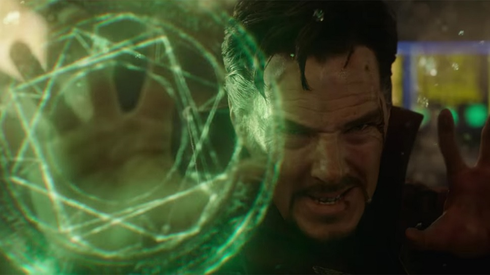 Dan Harmon Wrote New Scenes for DOCTOR STRANGE
