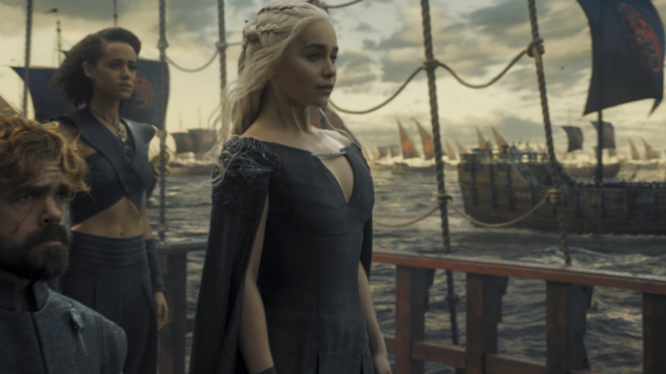 GAME OF THRONES Season 6 VFX Reel, and More TV Updates