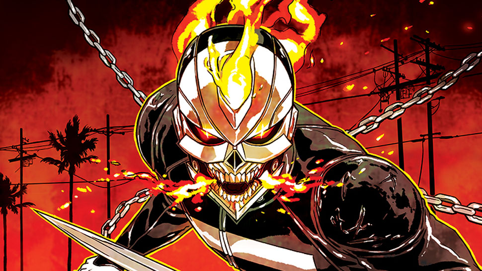 Marvel's GHOST RIDER Returns in New Ongoing Comic Series