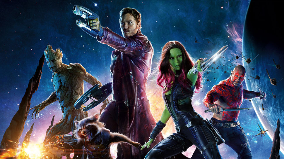 GUARDIANS OF THE GALAXY Easter Egg Confirmed by James Gunn