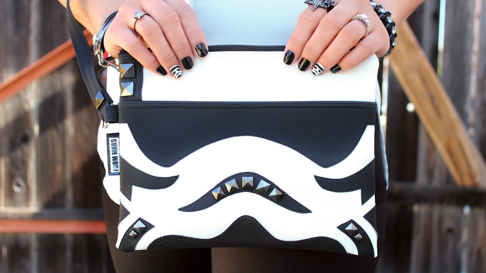Carry Your Favorite Fandom with These Handmade Geeky Purses