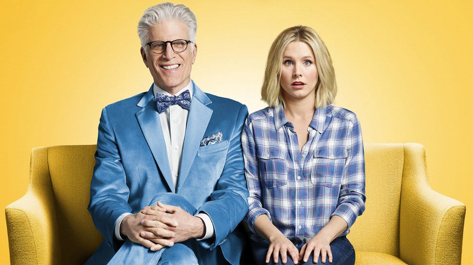 Kristen Bell and Michael Schur Talk Their New Speculative Sci-Fi Sitcom, THE GOOD PLACE