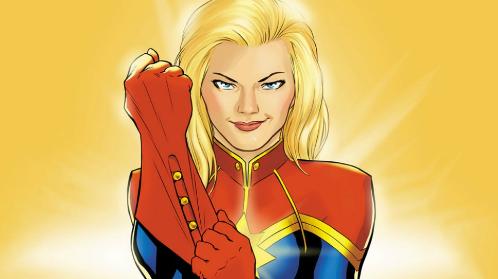 CAPTAIN MARVEL'S Origin Story Is Going to Be a Bit Different in the Movie