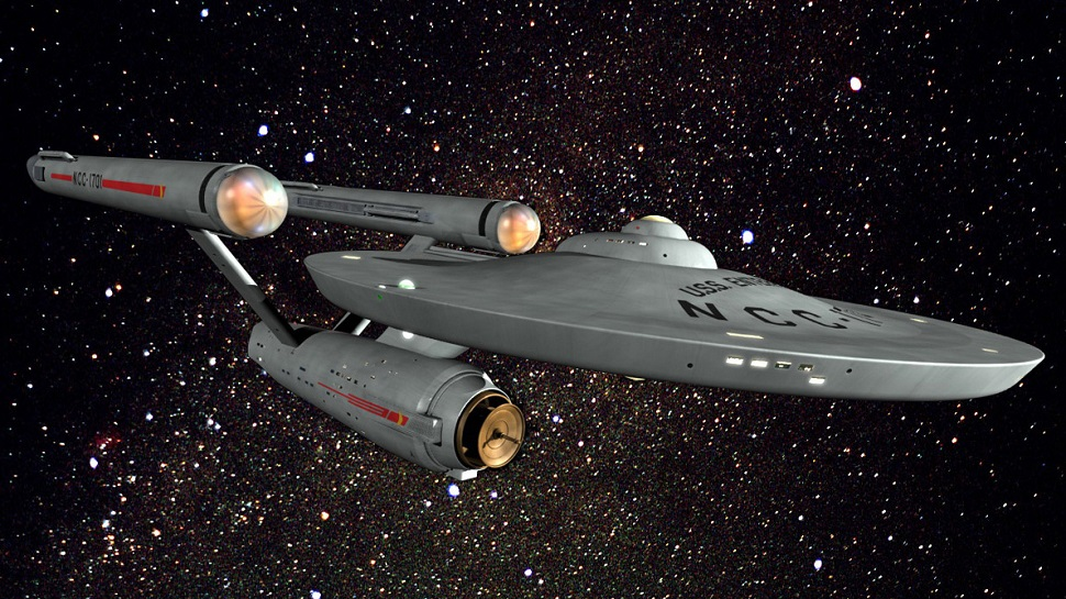 Watch as the Original STAR TREK Enterprise Model Is Restored by the Smithsonian