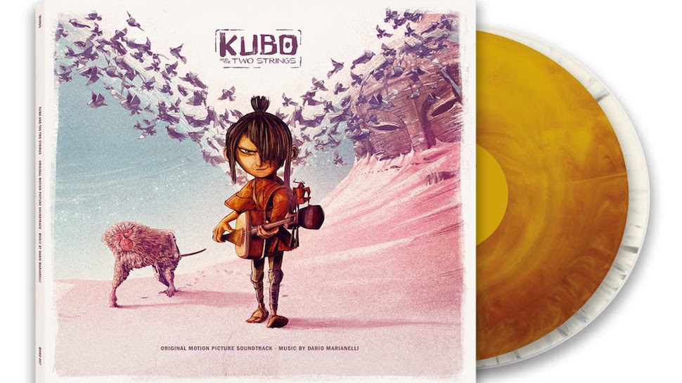 Mondo Unveils Vinyl for CORALINE and KUBO AND THE TWO STRINGS