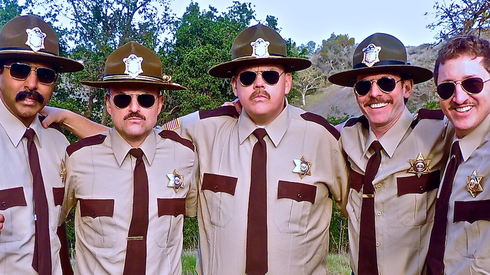 Chewin' It #175: Super Troopers 2 Day 1