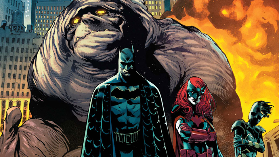 Will a Hero Fall in DETECTIVE COMICS #940? (Exclusive Preview)