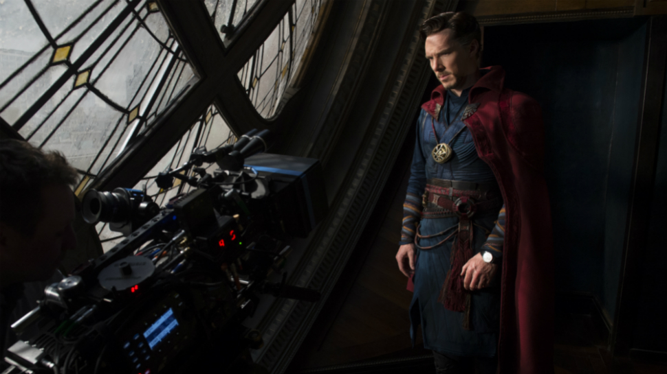 17 Things We Learned on Our Marvel's DOCTOR STRANGE Set Visit