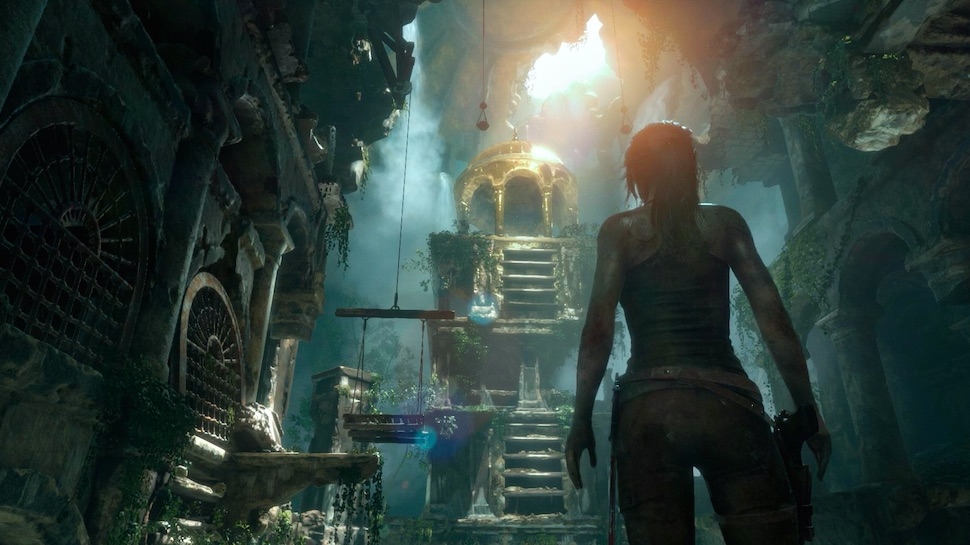 Get Excited About RISE OF THE TOMB RAIDER: 20 YEAR CELEBRATION EDITION (Preview)