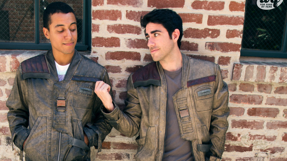 Join the Resistance with WeLoveFine's New Finn Jacket