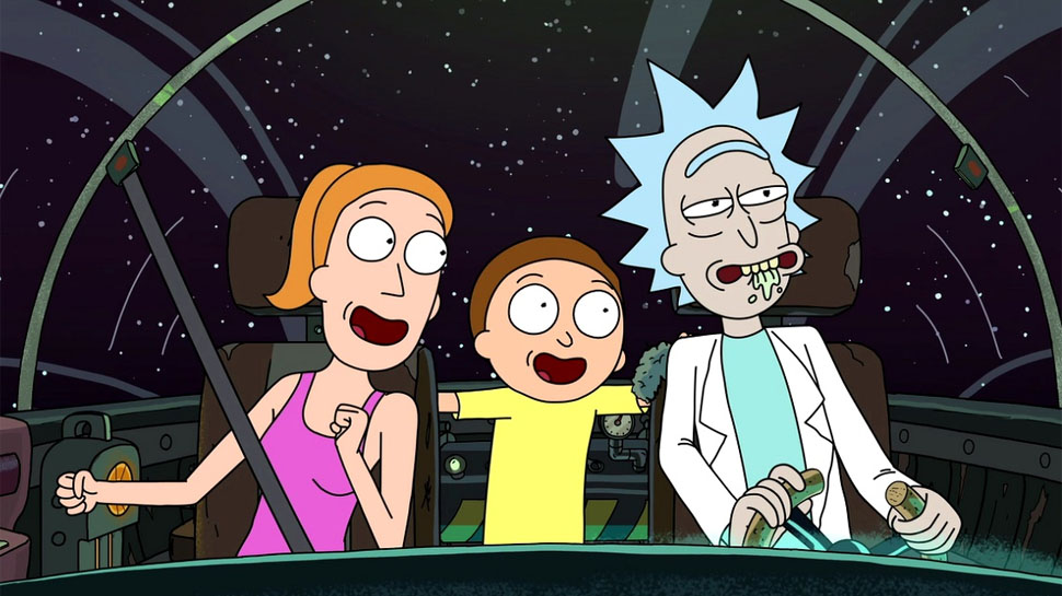 RICK AND MORTY Co-Creator Explains What's Taking Season 3 So Long to Get Here