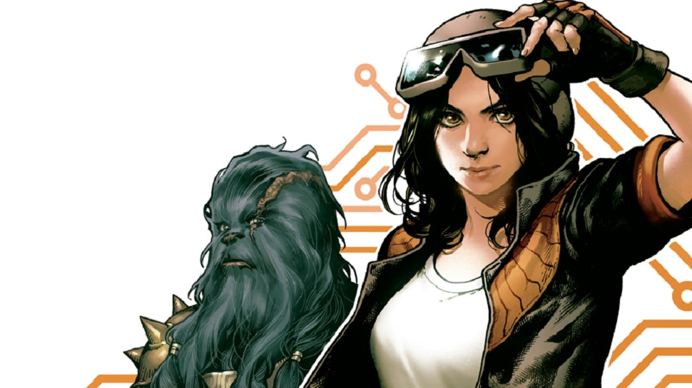 STAR WARS' Doctor Aphra Gets Her Own Ongoing Marvel Series