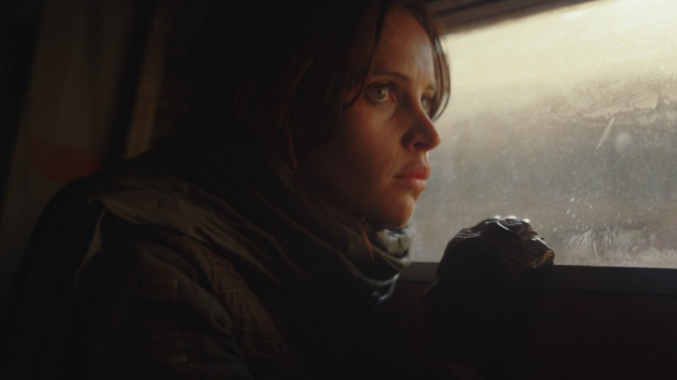 ROGUE ONE: A STAR WARS STORY Images Offer New Look at Characters and Planets