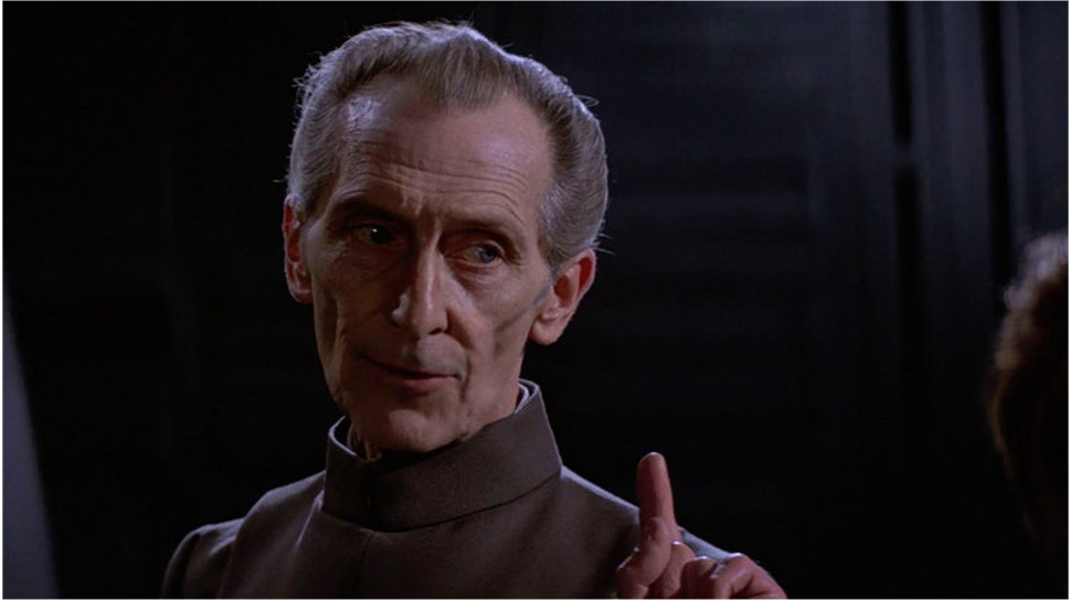 Everything You Might Not Know About STAR WARS' Grand Moff Tarkin