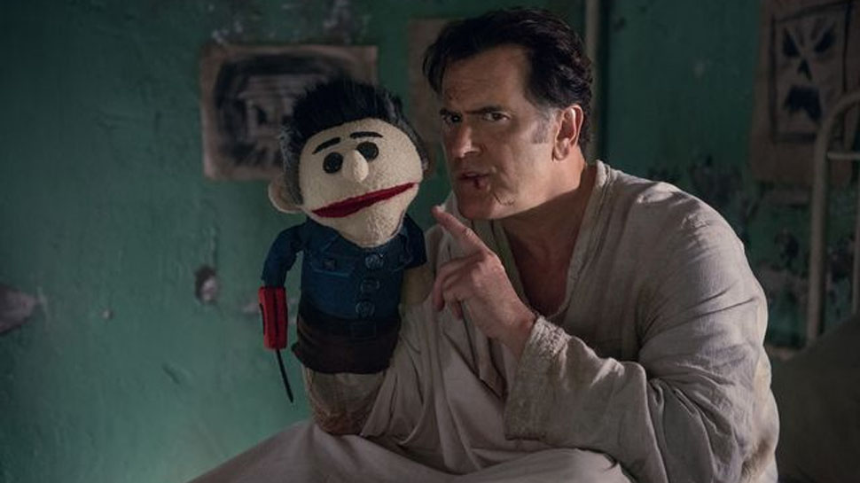 ASH VS. EVIL DEAD's Ashy Slashy Puppet Will Get an Official Release Next Year!