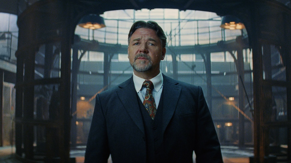 Why Dr. Jekyll is in THE MUMMY