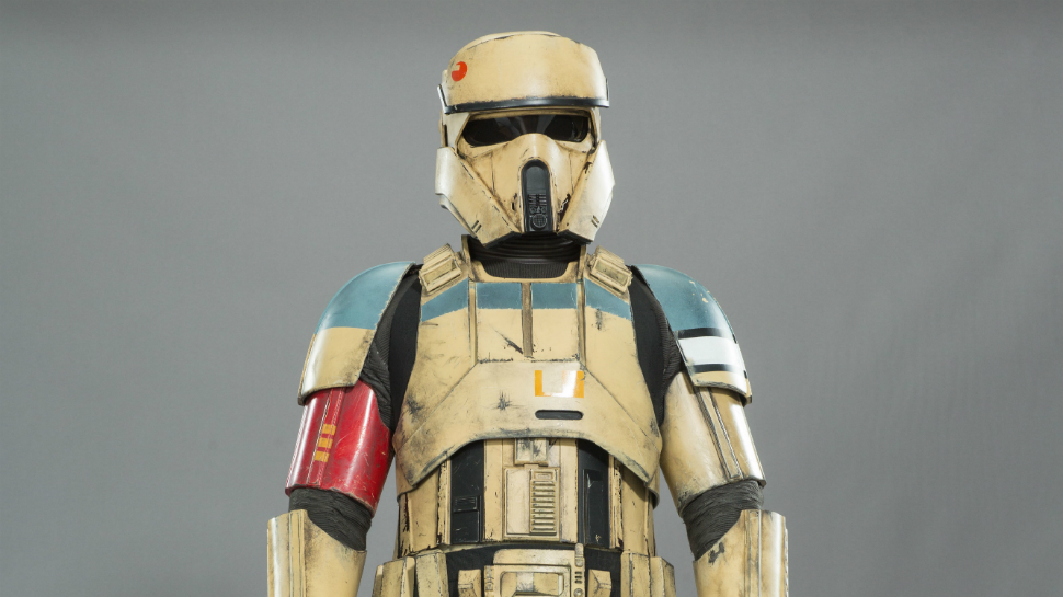 Hasbro Breaks Down the Different Types of STAR WARS: ROGUE ONE Shoretroopers