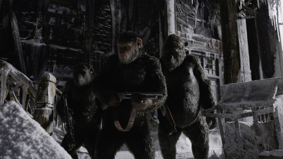 Steve Zahn's WAR FOR THE PLANET OF THE APES Character Will Break Your Heart