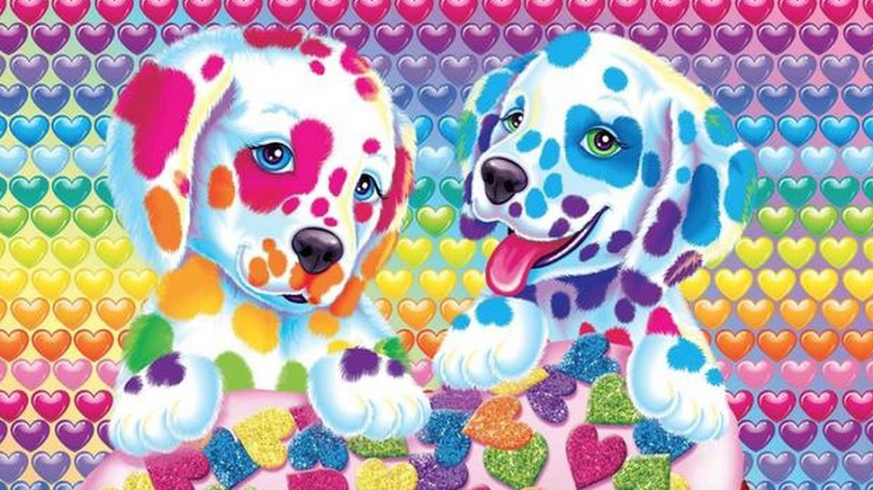 OMG! A Lisa Frank Movie is Coming to Overstimulate Your Eyeballs