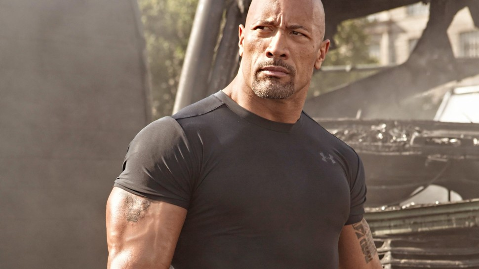The Rock Is Getting His Own BLACK ADAM Solo Film