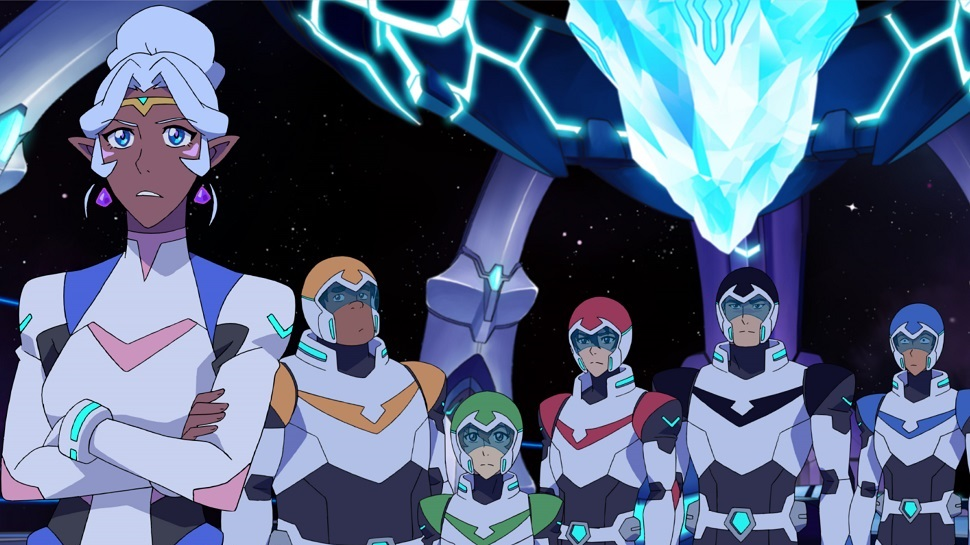VOLTRON Recap: 'The Ark of Taujeer' Solves a Few Mysteries