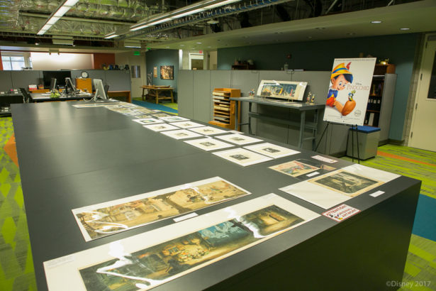 Here's What it's Like to Visit the Disney Animation Research Library_2