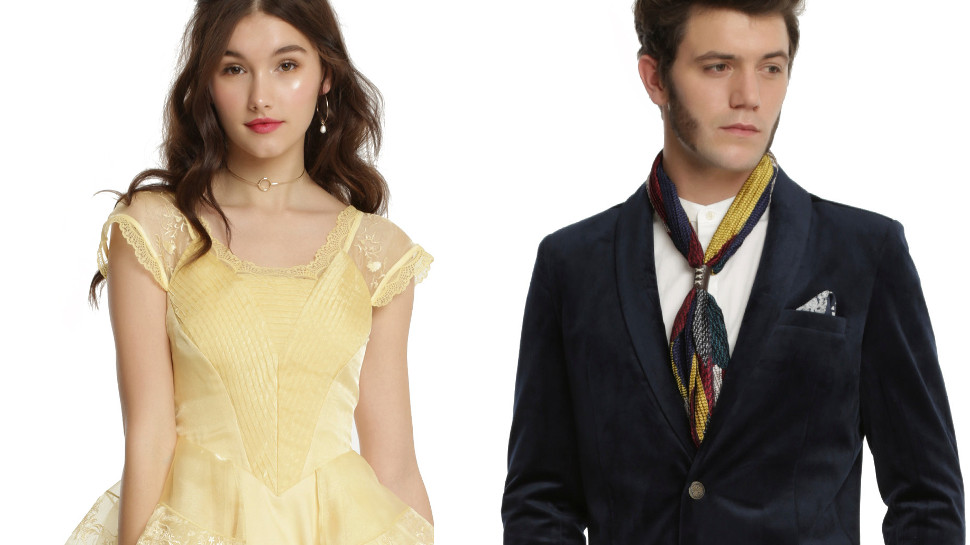 Hot Topic's BEAUTY AND THE BEAST Collection is a Tale as Old as Time