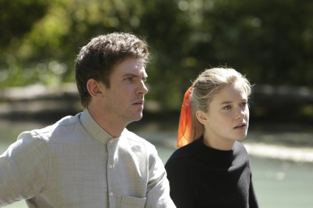 LEGION -- Chapter 2 (Airs Wednesday, February 15, 10:00 pm/ep) -- Pictured: (l-r) Dan Stevens as David Haller, Rachel Keller as Syd Barrett. CR: Michelle Faye/FX