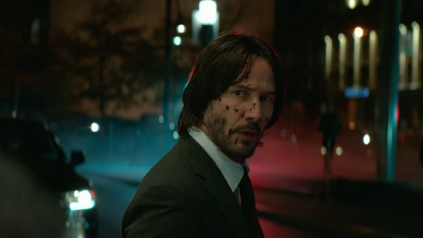 John Wick Chapter 2 Super Bowl Ad