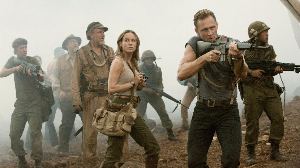 Check Out New KONG: SKULL ISLAND Footage, and More Movie News