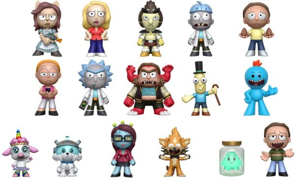 New Rick And Morty Funko Toys Will Make You Squanch Nerdist