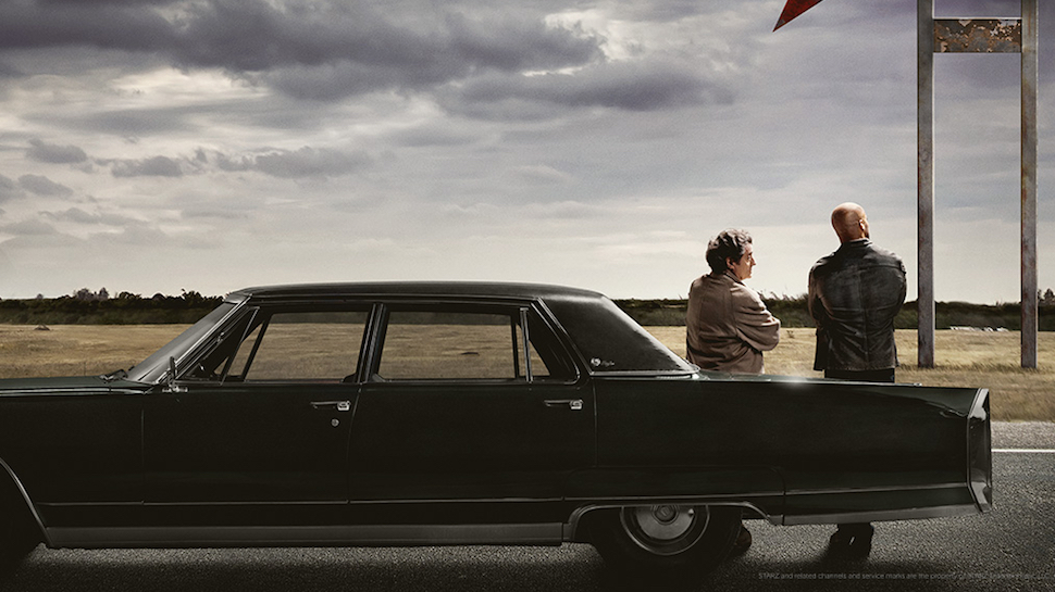 AMERICAN GODS Gets a Premiere Date at Last (Plus New Key Art)!