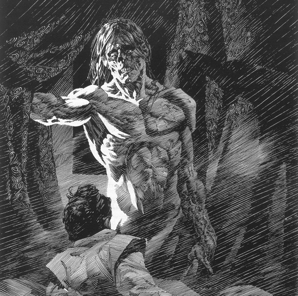 RIP Bernie Wrightson, Horror Illustrator and Co-Creator of SWAMP THING_5