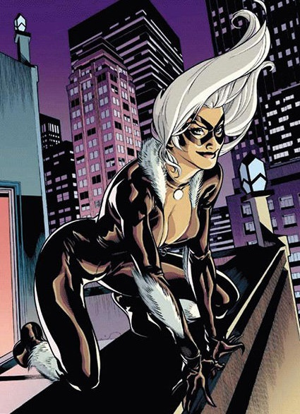 SPIDER-MAN'S Femme Fatales BLACK CAT and SILVER SABLE Getting a Team-Up Movie_1