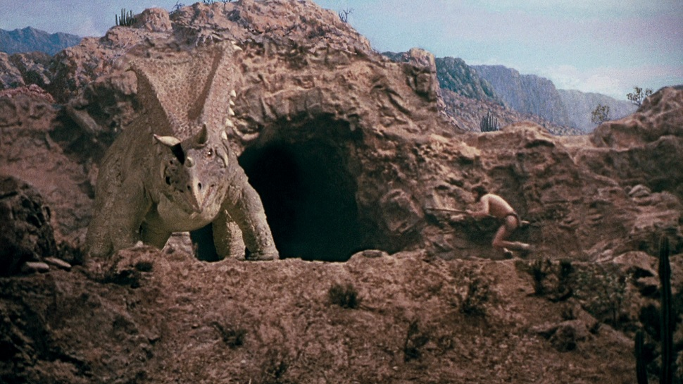 Schlock & Awe: WHEN DINOSAURS RULED THE EARTH