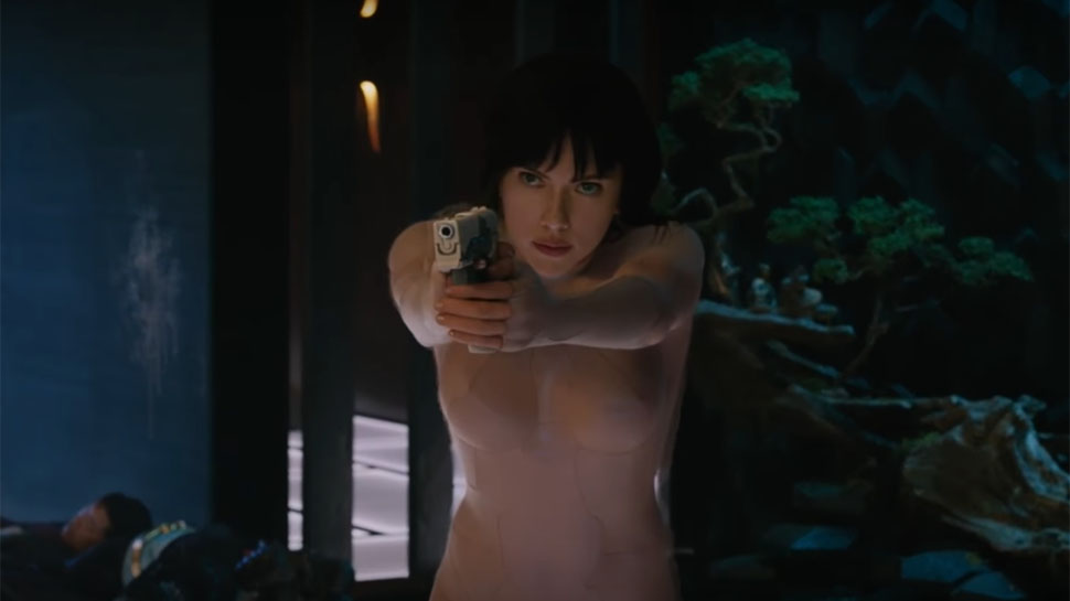 First 5 Minutes of GHOST IN THE SHELL Evokes the Spirit of the Anime