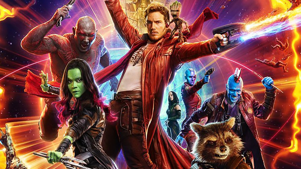 GUARDIANS OF THE GALAXY VOL. 2 Cast and Crew Made an Awesome Playlist