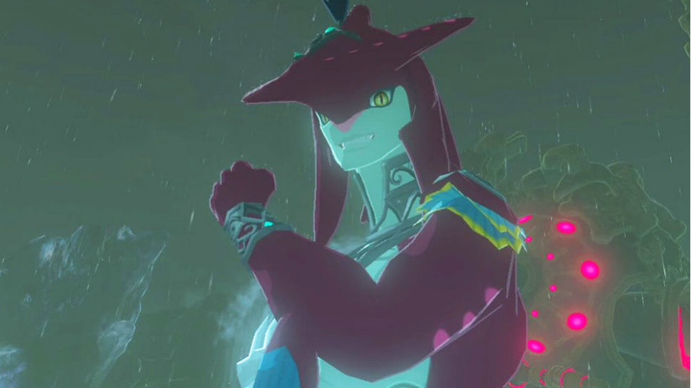 Prince Sidon from THE LEGEND OF ZELDA: BREATH OF THE WILD Has the Internet Hot and Bothered