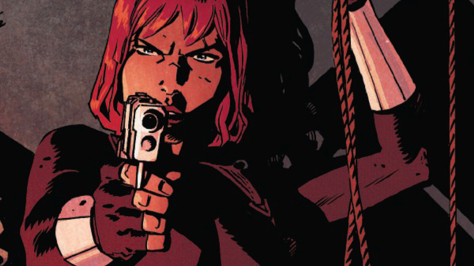 The Pull List: BLACK WIDOW #12, JUSTICE LEAGUE OF AMERICA #3, and More