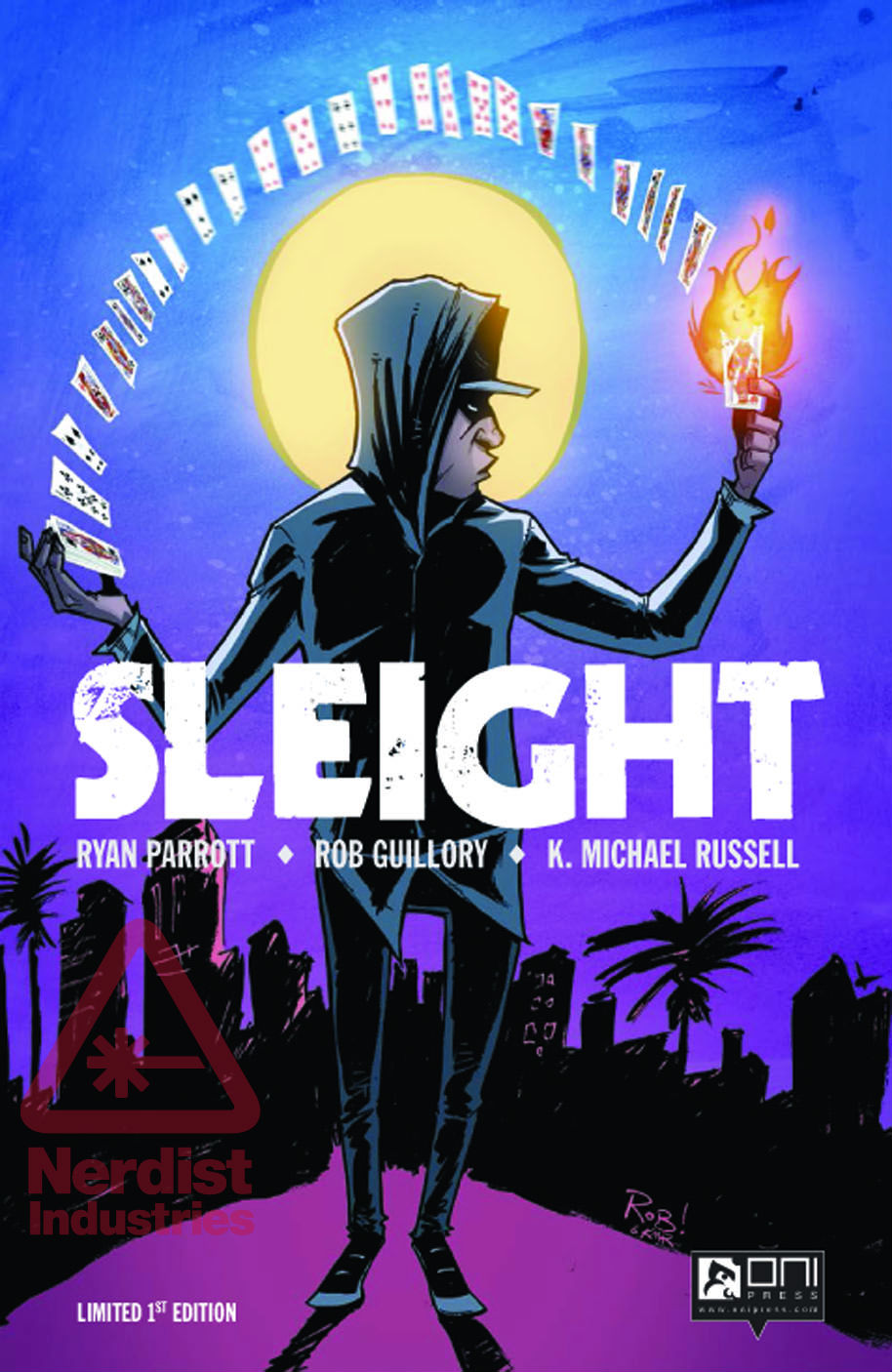Sleight 1 cover