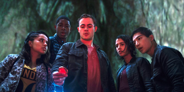The-cast-of-The-Power-Rangers-Movie