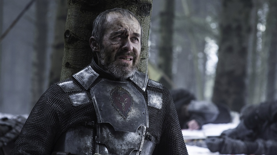 GAME OF THRONES' Original Stannis Death Scene Raises Questions About the Afterlife