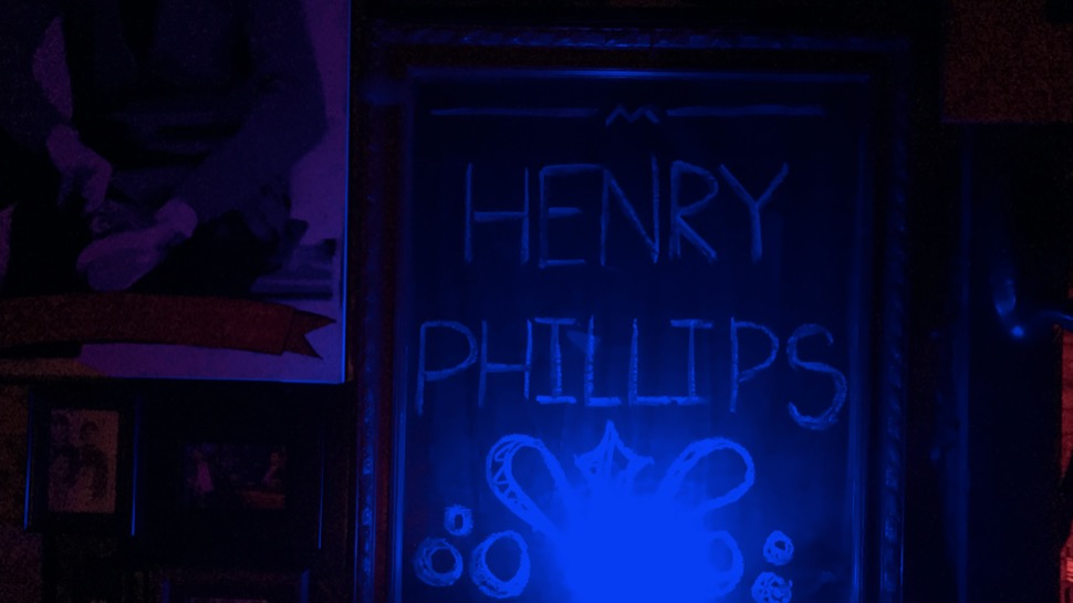 The Todd Glass Show #290: Henry Phillips