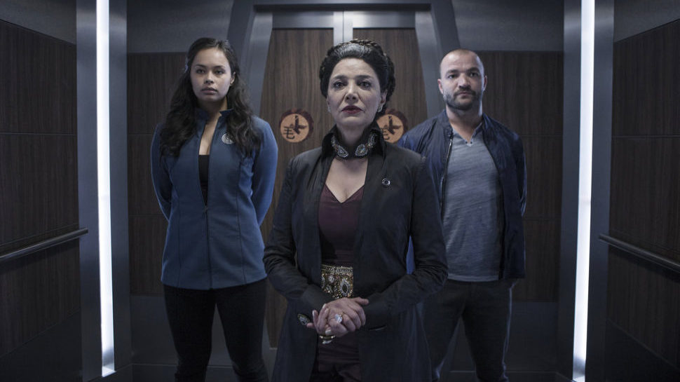 THE EXPANSE Recap: Earth's Real Gravity