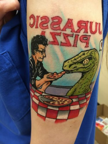 Jurassic Pizza Tattoo-Becky Cousineau-1-04052017
