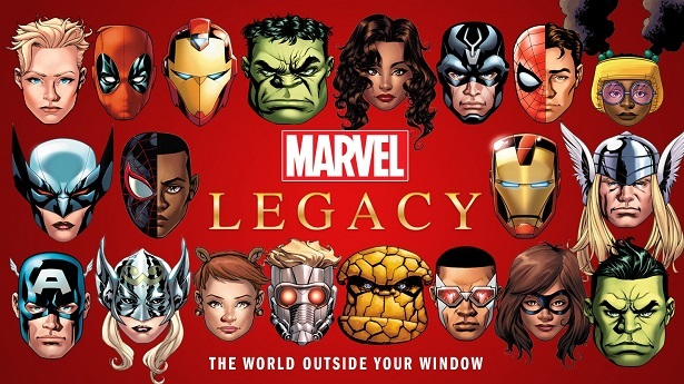 MARVEL LEGACY Brings Back Classic Heroes, Original Numbering_2